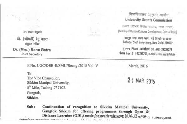 Sikkim-Manipal-University-Accreditation