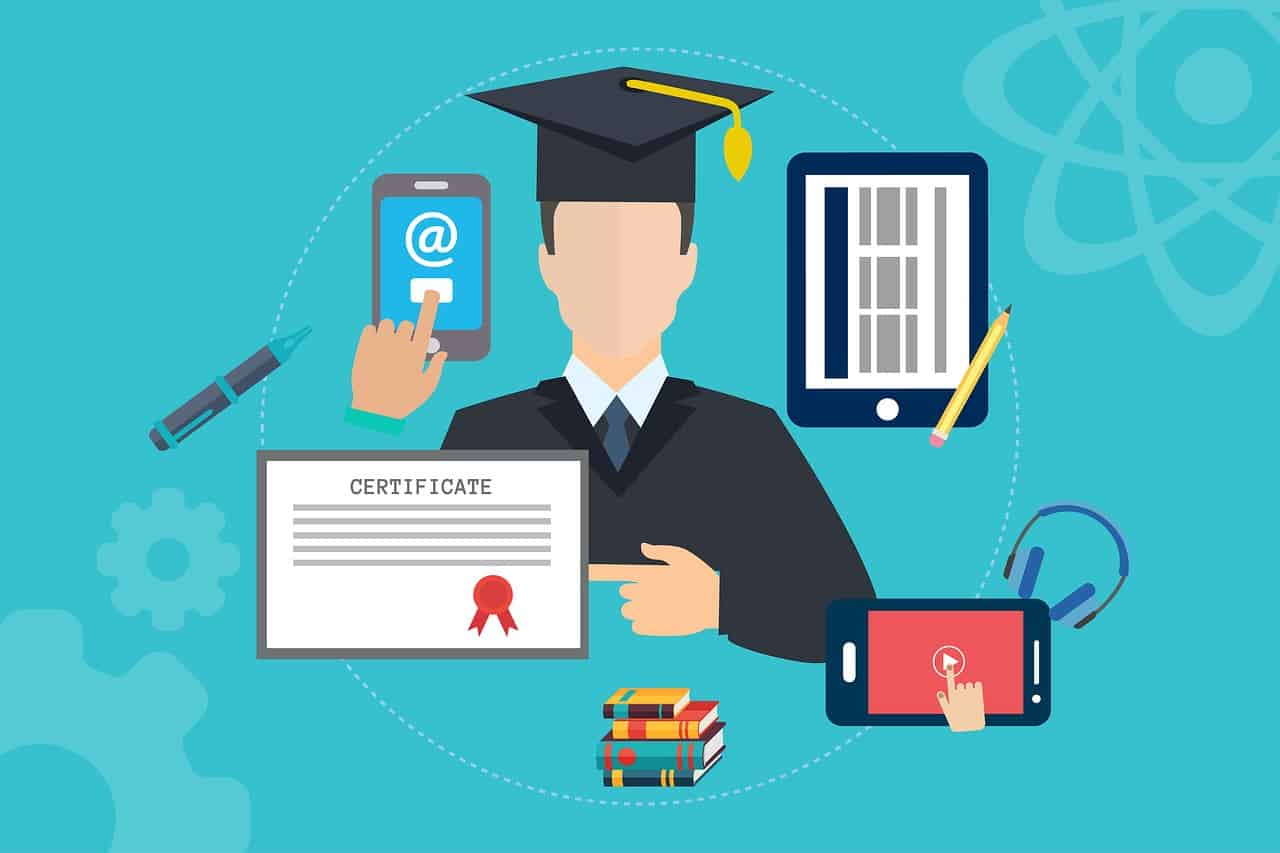 The Interaction Between Teachers & Students Through Educational Technologies