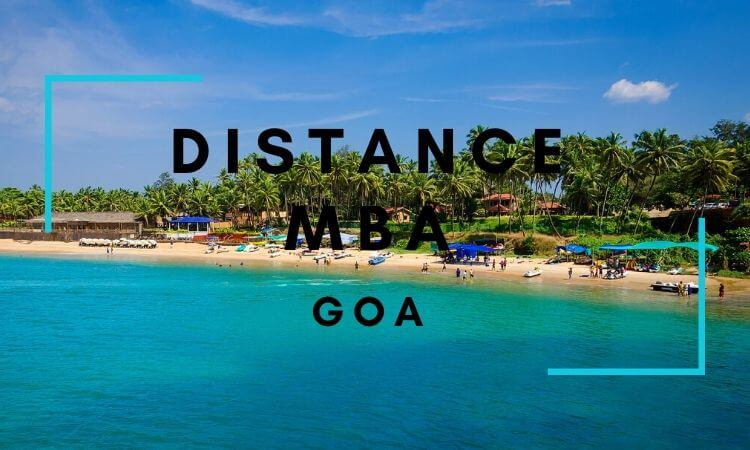 Distance MBA Options in Goa