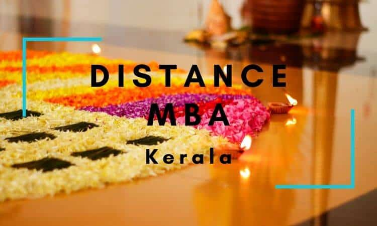 Distance MBA Options in Kerala
