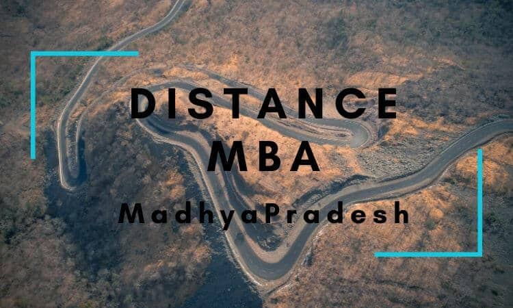 Distance MBA Options in Madhya Pradesh