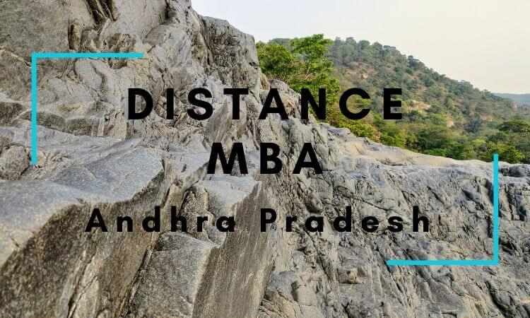 Distance MBA Options in Andhra Pradesh