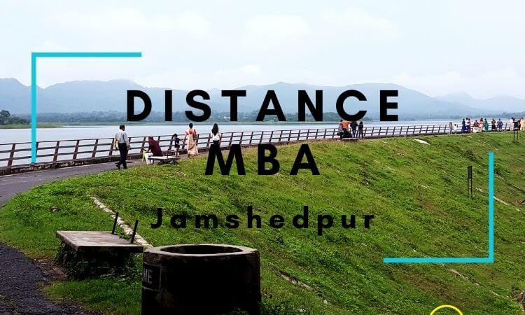 Distance MBA Options in Jamshedpur
