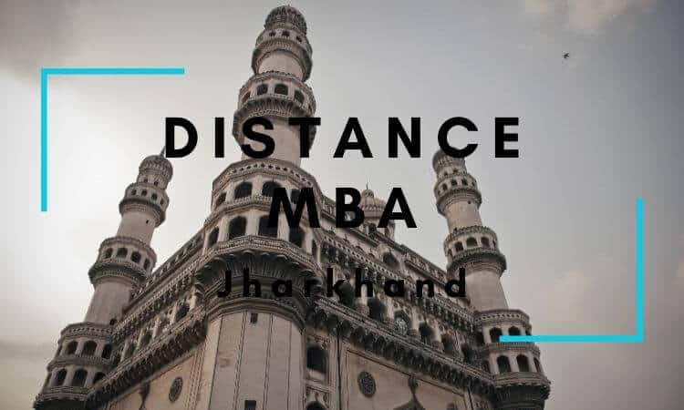 Distance MBA Options in Jharkhand