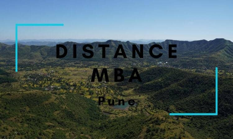 Distance MBA Options in Pune
