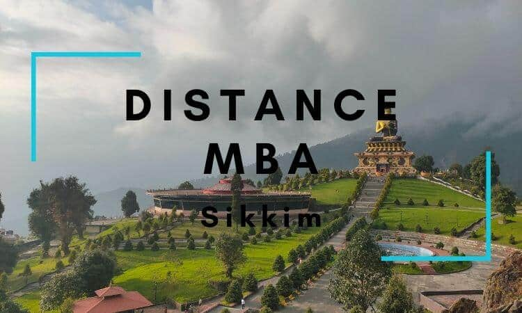Distance MBA Options in Sikkim