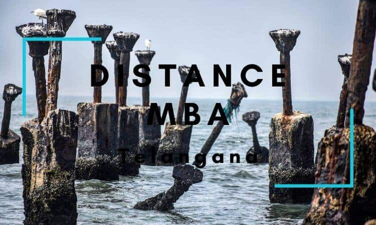 Distance MBA Options in Telangana