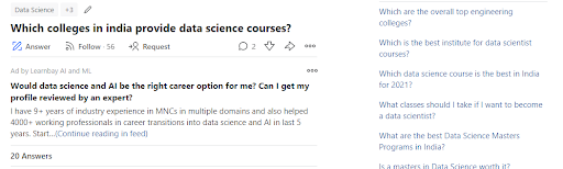 Data Science Courses by Government of India Quora